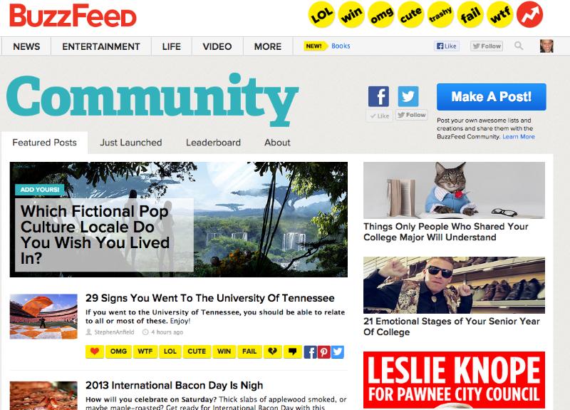 BuzzFeed-Community